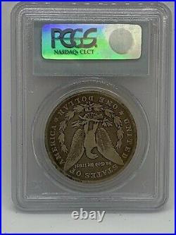 (1) 1878 CC Carson City Morgan Silver Dollar Coin Graded PCGS Very Good VG 08