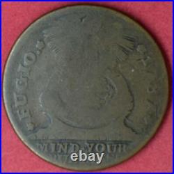 1787 Fugio Cent VG