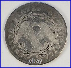 1795/95 Flowing Hair Half Dollar Very Good Details