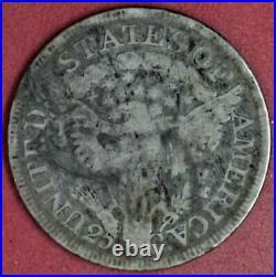 1805 Draped Bust Quarter VG