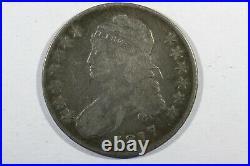 1817 Capped Bust Half Dolar, O-111a, ex-PCGS Very Good
