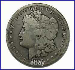 1878 CC Morgan Silver Dollar Very Good