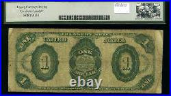 1891 $1 Treasury Note Fr. 351 Very Good 8 Legacy 80819031