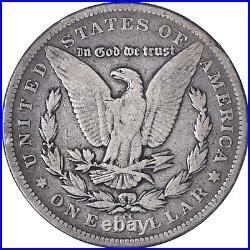 1893 CC Morgan Silver Dollar Very Good See Pics L335