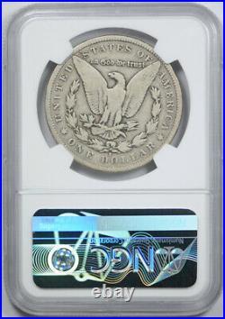 1893 S $1 Morgan Dollar NGC G 6 Good to Very Good San Francisco Key Date