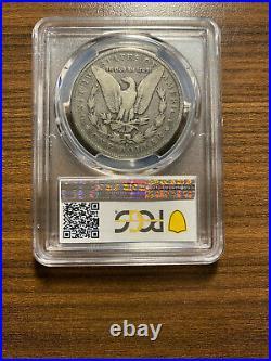 1893-S Morgan Silver Dollar $1 PCGS VERY GOOD 08 VG08 VG 8 KEY DATE IN SERIES