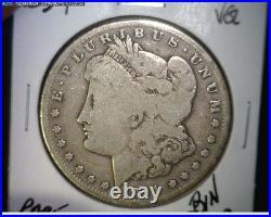 1894-P Morgan Silver Dollar Very Good RARE