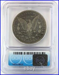 1895-O Morgan Dollar Silver S$1 Circulated Very Good ICG VG10