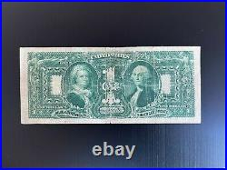 1896 $1 ONE DOLLAR EDUCATIONAL SILVER CERTIFICATE Fr. 224-Very Good