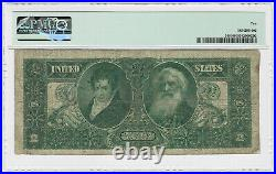 1896 2 Dollar Silver Certificate, FR 248, PMG 10 Very Good Education Note