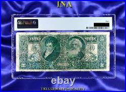 1896 $2 Educational Silver Certificate Fr 248 PMG Very Good 8 Rare