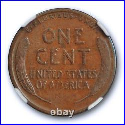 1914 D 1c Lincoln Wheat Cent NGC VG 8 Very Good Denver Mint Key Date Coin
