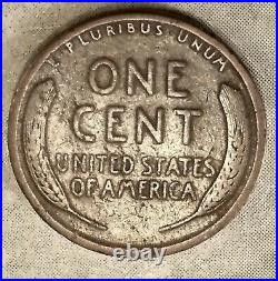1914 D Wheat Penny VG+ CHOICE VERY GOOD Brown KEY DATE! Low 1.2 MiLL See STORE