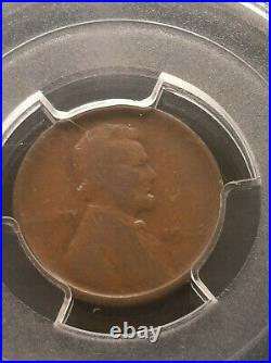 1922 No D Strong Reverse Lincoln Cent PCGS Very Good VG 10 Key Date