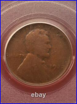 1922 No D Strong Reverse Lincoln Cent PCGS Very Good VG 8 Key Date