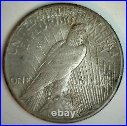 1928 Peace Dollar $1 Silver Liberty Coin Minted at Philadelphia VG Very Good