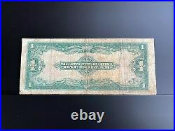 $1dollar 1923 Red Seal -VG