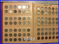 Complete Mercury Dime Set 78 Coins With 1916 D 1945 Micro S Very Nice Set