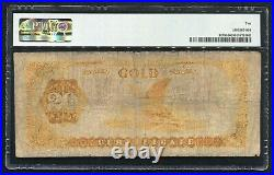 Fr. 1178 1882 $20 Twenty Dollars Gold Certificate Currency Note Pmg Very Good-10