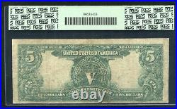 Fr. 274 1899 $5 Five Dollars Chief Silver Certificate Pcgs Very Good-8