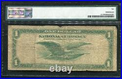 Fr. 734 1918 $1 Frbn Federal Reserve Bank Note Minneapolis, Mn Pmg Very Good-10