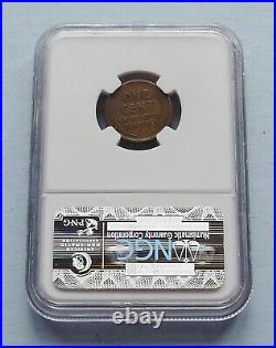 Key Date! 1914-d U. S. Lincoln Head Penny Ngc Certified & Graded Very Good 8